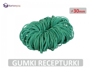 Gumki recepturki 30mm