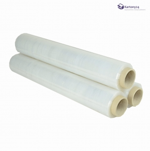 Stretch film - transparent - 1,5kg