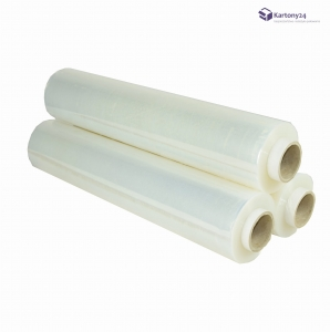 Folia stretch transparent - 3kg