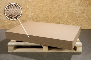 Cardboard divider (sheet) 1200x800mm - 50 pcs