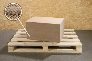 Cardboard divider (sheet) 600x400mm - 200 pcs