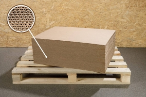 Cardboard divider (sheet) 800x600mm - 100 pcs