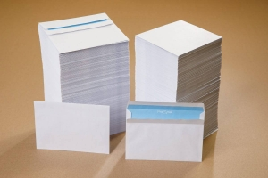 C6 White Self Seal Envelopes - 1000 pcs