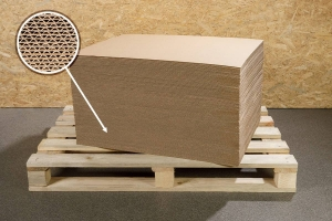Cardboard divider (sheet) 800x600mm - 180 pcs