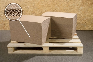 Cardboard divider (sheet) 600x400mm - 360 pcs
