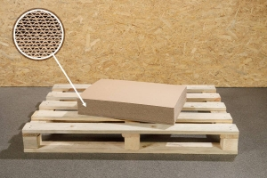 Cardboard divider (sheet) 600x400mm - 40 pcs