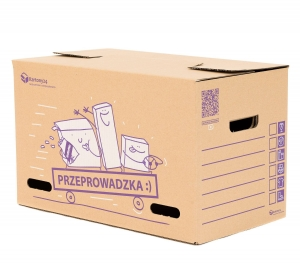 Medium Moving Box - 80L