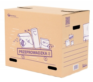 Large Moving Box - 120L