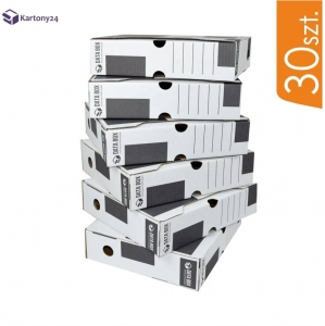 Cardboard transfer cases DATA BOX - 30 pcs