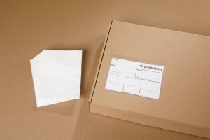 Courier envelope C6 - 100pcs.