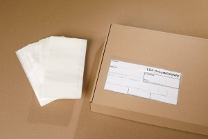 Courier envelope DL - 100pcs.