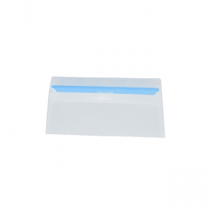 DL White Self Seal Envelopes - 1000 pcs